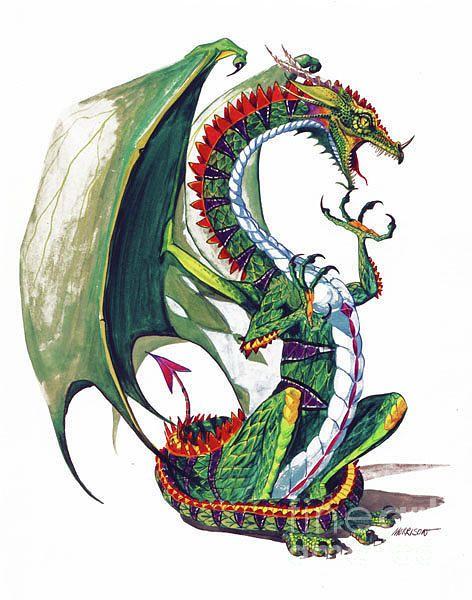 Must Love Dragons