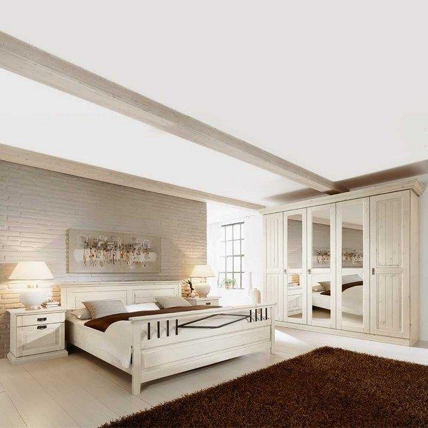 Landhausstil Schlafzimmer Ideen Einrichten Dekorationsideen