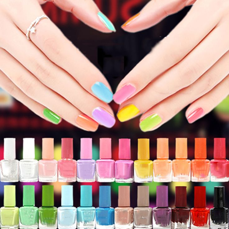 42 Colors Choose Nail Polish Quick Dry Nail Art Polish Scent Nail Enamel ** Details can be found by clicking on the image.