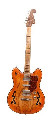 ToneSmith Guitars 320 Justin Orange
