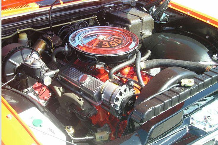 Holden HT Monaro GTS 350 Coupe