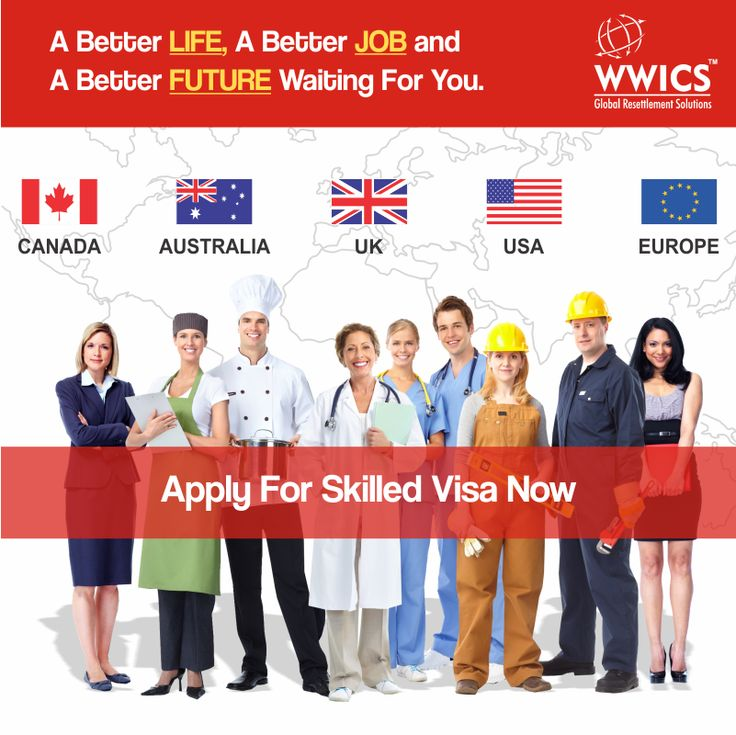 A better #job , A better #future is waiting for you . Apply for #Skilled #Worker #Visa with #WWICS now.
