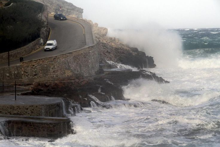 Storm Bruno set to bring snow to #Andalucia, fierce winds to the Balearics #Andalucia #Gibraltar