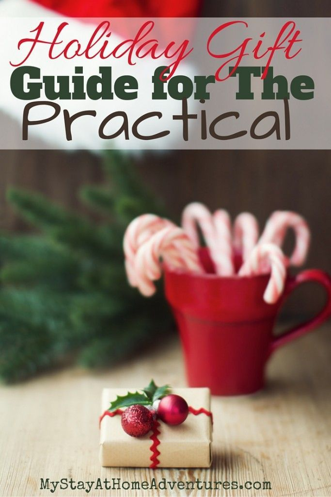 Holiday gift guide for the practical for 2016 thoughtful for Thoughtful homemade gifts for christmas