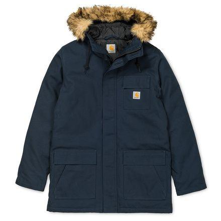 Carhartt WIP X' Siberian Parka http://shop.carhartt-wip.com:80/gb/women/sale/jackets/I015441/x-siberian-parka