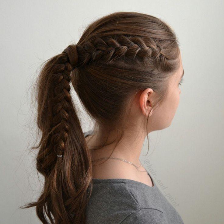 Prime 1000 Ideas About Easy School Hairstyles On Pinterest School Short Hairstyles For Black Women Fulllsitofus
