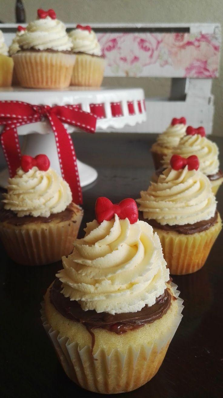 Cupcakes deliciosos, suaves y esponjosos, ideales para cuando sea.