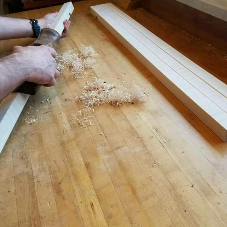 Shaping up some tiger maple legs for another Classic Table!  This table will be solid tiger maple, elegant, dramatic and perfect for any space.