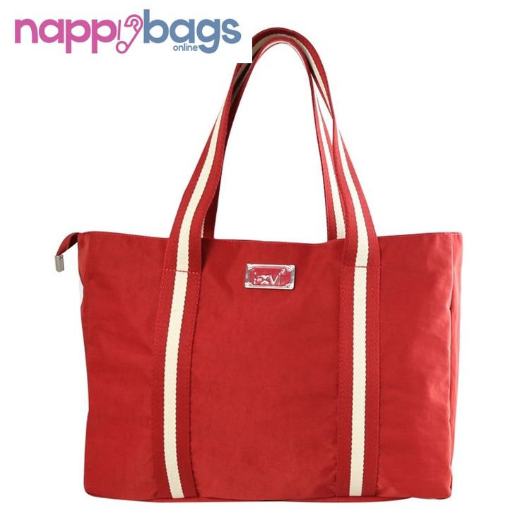 Parisian Luxury Two Tone Baby Nappy Diaper Carry Tote Bag //Price: $48.26 & FREE Shipping //     #nappybags