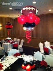 football banquet balloon centerpieces - AT&T Yahoo Image Search Results