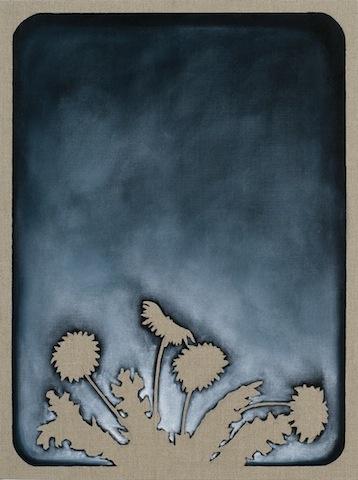 Hannu Palosuo, My life was a burning illusion, olio su tela,60x80cm, 2008