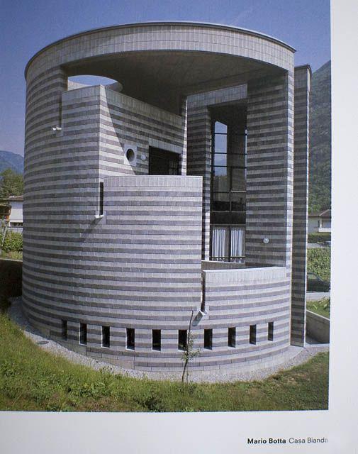 Mario Botta - Casa Bianda