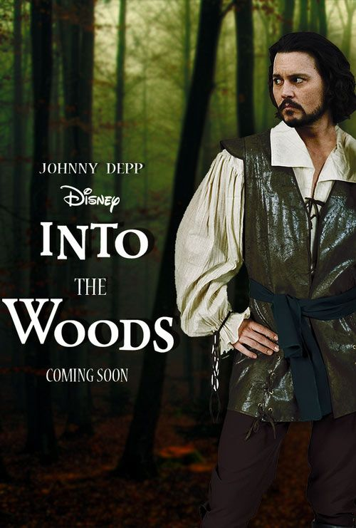 Into the Woods (2014). YES! I was in that in middle school such a fun musical