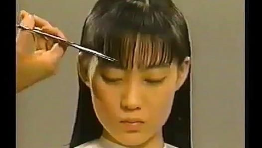 Long hair cut short - free Hair cutting videos Follow me on - http://www.dailymotion.com/SnowFunVideos Fashion Shop - http://www.bornprettystore.com/?ref=1192