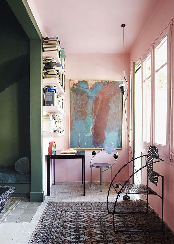 25 fotos e ideas para pintar y decorar los techos de casa | Mil Ideas de  Decoración | Decoracion de interiores, Ideas de diseño de interiores,  Decoración de unas