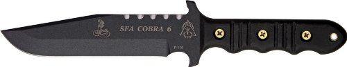 Tops Knives SFA Cobra 6 Fixed Blade Knife