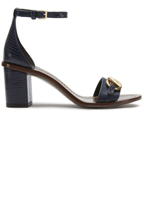 Tory Burch sandals, $295, toryburch.com.