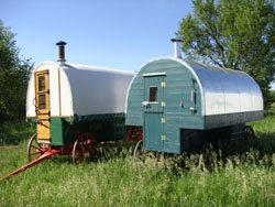16 best images about sheep wagons on pinterest - The mobile shepherds wagon ...