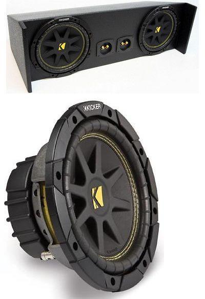 Speaker Sub Enclosures: Custom Jeep Wrangler Yj Tj 87-06 Dual 10 Stereo Subwoofer Box Speaker Enclosure -> BUY IT NOW ONLY: $249.99 on eBay!