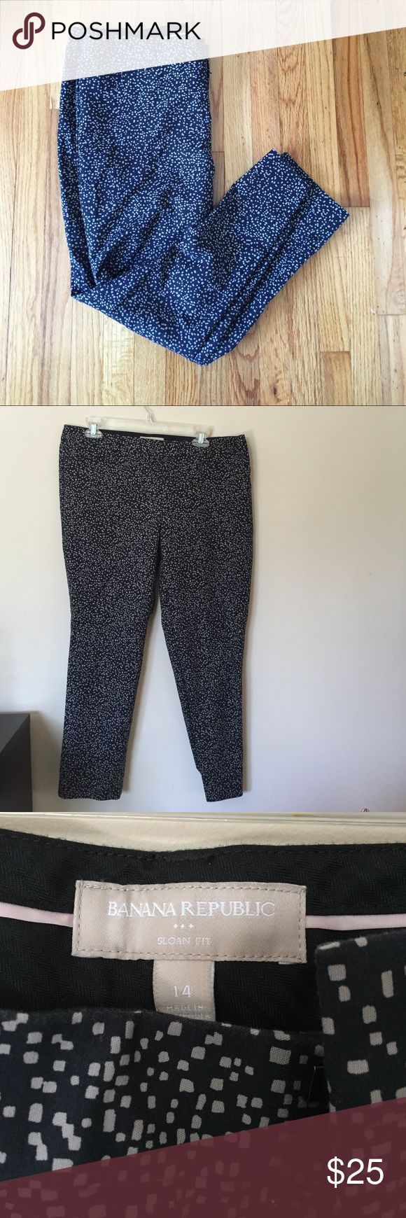 Banana Republic Pants Banana Republic Sloan fit pants. Add to a bundle for a discount. No trades or holds. Banana Republic Pants