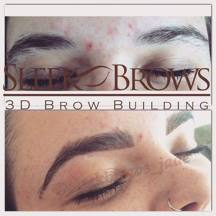 Sculpt and Build, Sleek Brows, Leeds WestYorkshire