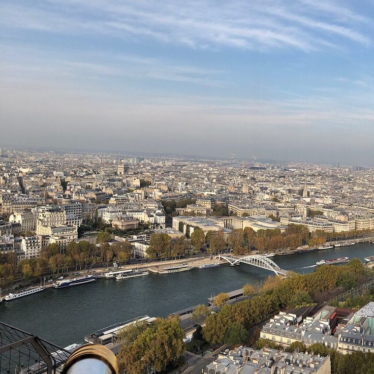 Paris from Eiffel Tower [1/3]  #travel #traveling #vacation #visiting #instatravel #instago #instagood #trip #holiday #photooftheday #fun #travelling #tourism #tourist #instapassport #instatraveling #mytravelgram #travelgram #travelingram #igtravel #paris #louvre #eiffeltower  #ourplanetdaily #panorama #madewithpanols  split by @panols / #panols by @juanarreguin
