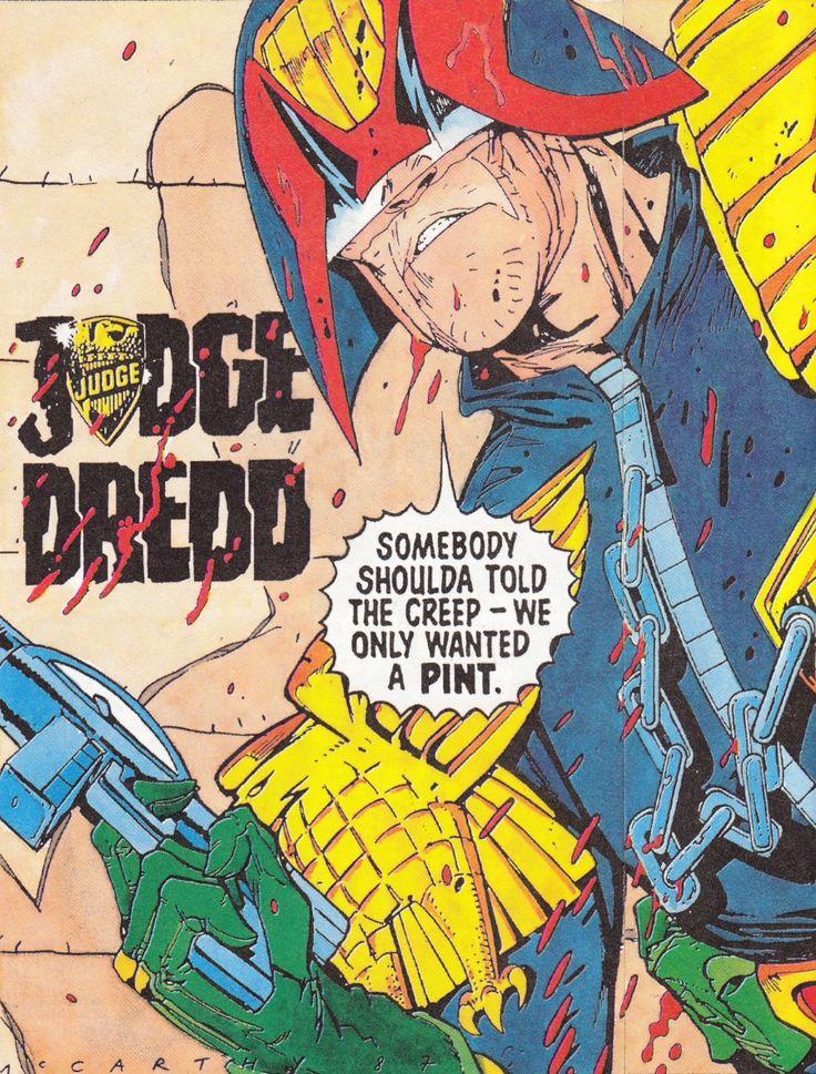 Judge Dredd #53 (Quality Comics)