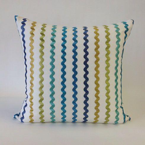 Daniel Stuart Studio - Toss Cushions - Still Water/ Isle Water