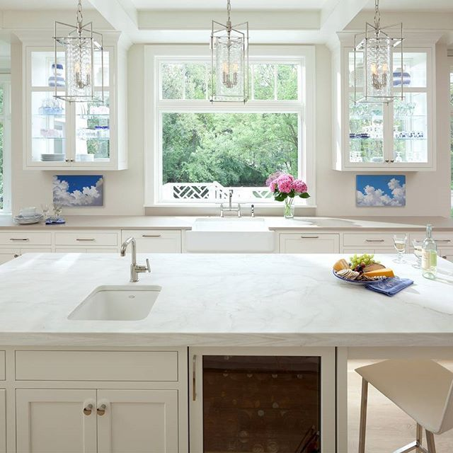 154 best white kitchens images on pinterest | white kitchens