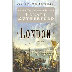 Edward Rutherford's London