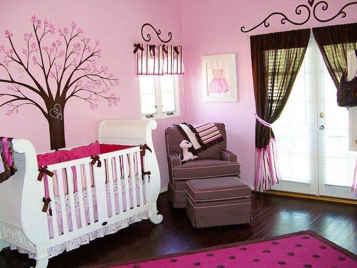 quarto-de-bebê-menina-rosa.jpg (800×600)