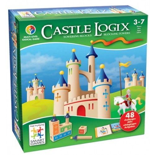 Castle Logix - Brain teaser Game from Smart Games
