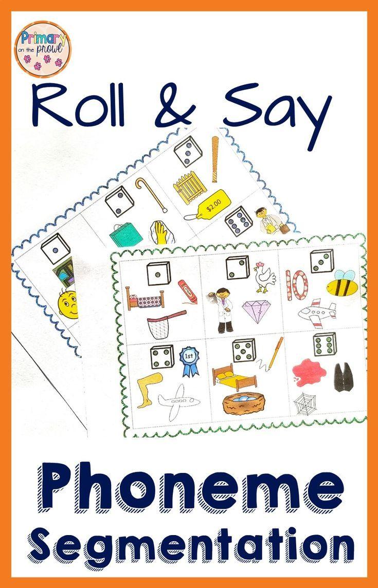 Engaging Kindergarten Students In Phoneme Segmentation Is Easy With This Phoneme Segmentation Kindergarten Phoneme Segmentation Phoneme Segmentation Activities [ 1144 x 735 Pixel ]