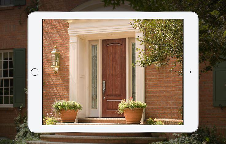 15 Best ProVia's Home Exterior Design Tool IPad App Images