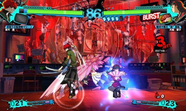 Persona 4 Arena Ultimax, Kasım Ayında Avrupa'ya Geliyor