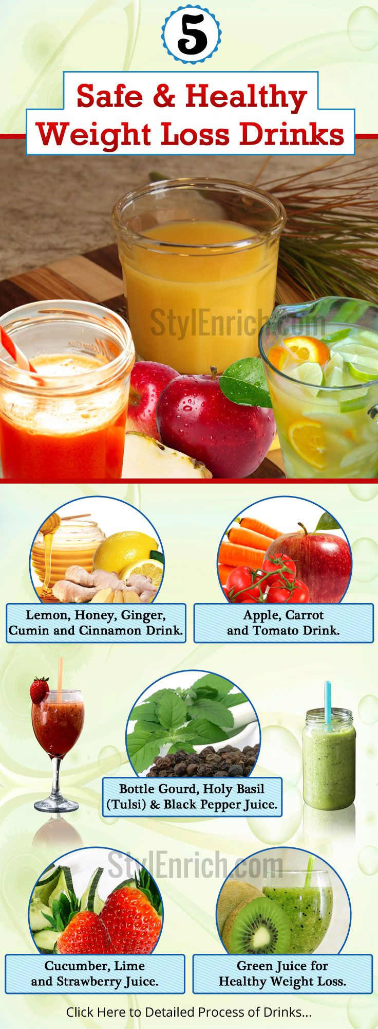 Worried about how to lose weight fast? #WeightLoss drinks are the latest fad in the world of weight watchers. Here are a few Weight loss drinks that will definitely help you with losing weight faster and effectively.