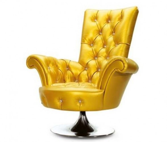 Luxurious Furnishings: Sofas Bretz With Swarovski Crystals  Http://www.interiorwarrior.