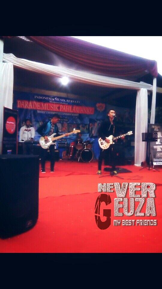 Never geuza  Indonesia musik bersatu