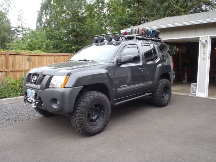 Surf and Snow's Xterra - Second Generation Nissan Xterra Forums (2005+)