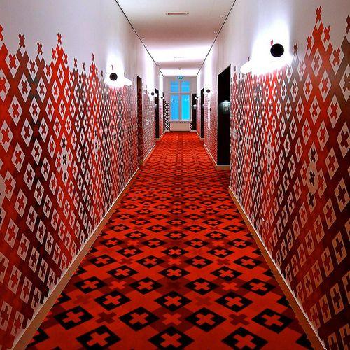 Eden Amsterdam Manor Hotel, The Netherlands by Ken Lee