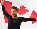 Jennifer Abel,  Laval, Que  Event:   Diving