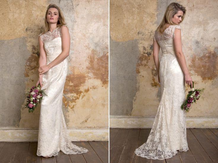 Best 25+ 1940s Wedding Dresses Ideas On Pinterest