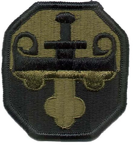 352ND CIVIL AFFAIRS BRIGADE (SUBDUED)