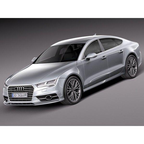 Tag For Audi A7 2018 2018 Audi A7 Exterior Sportback 3d: Auto-Union = Audi, Horsch, DKW