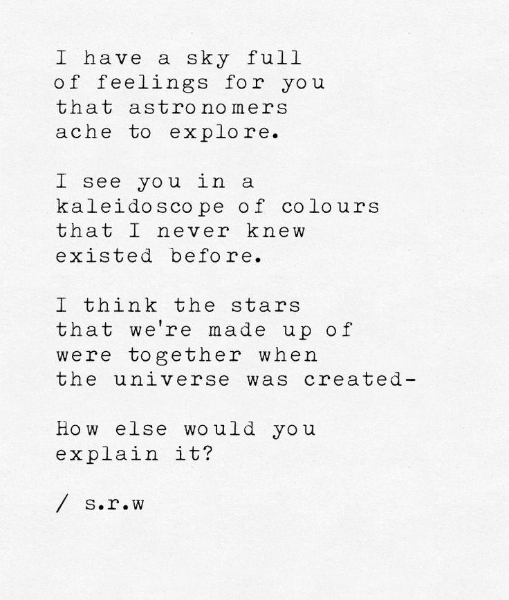 @universeandskinpoetry / #quote #poem #poetry #srwpoetry #universeandskinpoetry #love