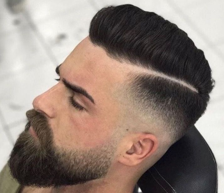 Hermoso Short Hair With Beard Beard Fade Beard Haircut