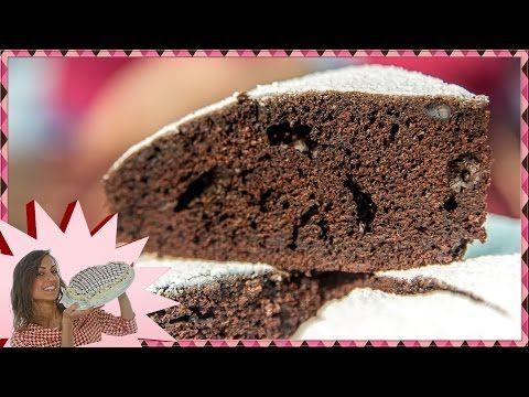 Torta Matta al Cioccolato - Crazy Cake - Senza Uova, Burro, Latte, Lievito - YouTube