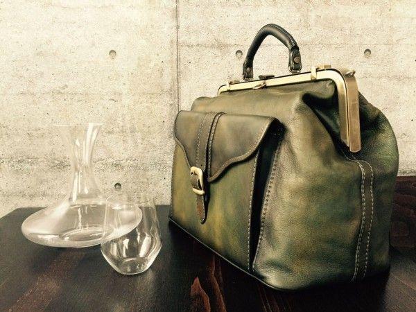 Pratesi Mary Poppins Bruce Green #pratesi #marypoppins #groen #tas #damestas #bag #ladiesbag #green