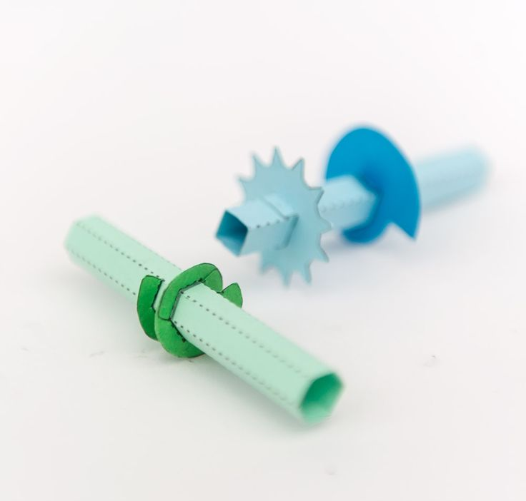 Worm Gear, Late Stage Prototype | www.robives.com