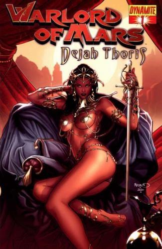 Warlord Of Mars: Dejah Thoris (2011) No. 1 (Paul Renaud Cover)